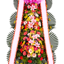 축하3단화환(꽃축복1호)