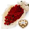 내사랑을담아(100송이)-2(초콜렛포함)